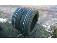 Pirelli Snowsport 240 Run Flat Tyres