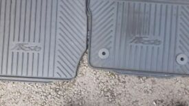 Ford Fiesta Car mats