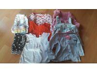 Girls 12-18 months next bundle