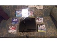 For Sale PS3 with fifa games - East Dereham