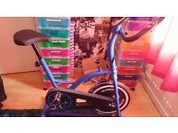 Spin bike hardly used