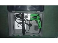 Hitachi superb quality drill sells for £139, now see photos this has never been used