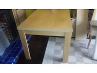 Kitchen Dining Table Beech Pine Colour
