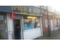 takeaway fish and chips business for sale