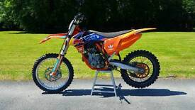 Ktm 250 sxf 2015 VERY CLEAN px welcome