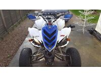 Yamaha Raptor 700 R SE. Road Legal Quad Bike. 2008.