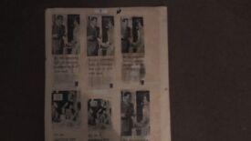 Guinness Posters Genuine Vintage 1st prints/proofs 1955 - 1960 N0 3