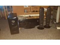 Samsung surround sound set