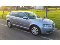2006 Audi A3 1.9TDI Special Edition, Full Mot, 1 Previous Owner, Hpi Clear, Excellent MPG, Warranty