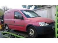 Vauxhall Combo 1.7d ****BREAKING ONLY