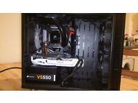 Gaming PC - i5-7600k GTX 1060 DDR4 Ram RGB Lighting