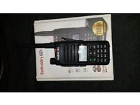 RadioDDity Dual band DMR radio GD 77