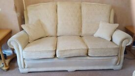 3 Piece Suite including 3 seater settee and 2 Armchairs