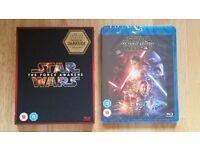 Star Wars The Force Awakens Blu-ray Still Sealed £7
