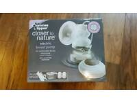 Tommee Tippee Electric Breast Pump used
