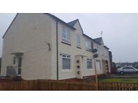 Craufurdland Road, Kilmarnock. Spacious 2 bed upper flat. Close to schools, shops and M77.