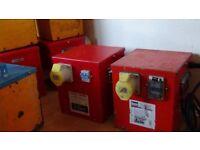 3kv transformer box with circuit breaker