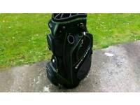 Stowamatic golf bag