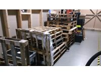 15 Pallets for sale