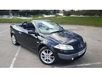 RENAULT MEGANE 1.9 dci CABROILET..... summer next week buy while its cheap will double in price