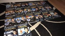 James Bond ultimate edition DVD Collection