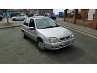 VERY LOW MILES ONLY 39K AUTOMATIC CITROEN SAXO 5 DOOR VERY TIDY, CHEAP INSURANCE,EXCELLENT RUNNER!