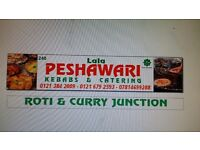 restaurant takeaway and catring bissness for sale