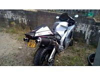 Aprilia rsv mille Swap? With Complete Spare Fairings