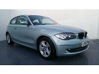 2007 | BMW 1 SERIES | 2.0 118i SE 3dr | Auto | 7 Months MOT | Cat D | 2 keeper | 41.000 miles