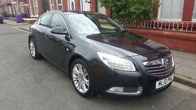 Vauxhall Insignia 1.8 i VVT 16v Exclusiv 5dr, Superb Drive, Full Service History, 11 Months MOT