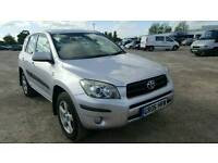 06 Toyota rav4 diesel fully equipped