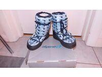 Alpine Snowsport snow boots size 3 Euro 34/36