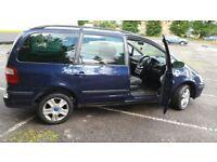 Ford Galaxy diesel 1.9 TDI GHIA automatic gearbox for sale 950£ Good car!!!!FAMILY CAR