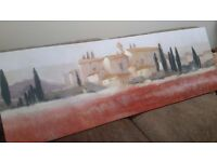Wall Canvas Picture
