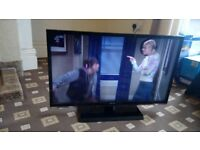 TOSHIBA 32 LED TV FREEVIEW HD/100HZ/MEDIA PLAYER/24P PLAYBACK/SLIM/ NO OFFERS