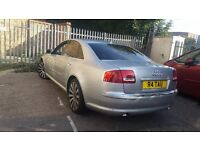 Audi A8 3.0Tdi quattro auto 2005 start and drive well (BMW vw passat mercedes )
