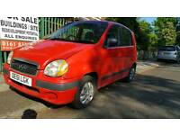 Hyundai amica 1.0 litre runs very nice, no mechanical or electrical faults