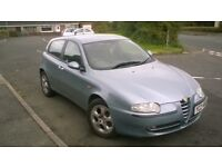 2004, Alfa romeo, 147, JTD,