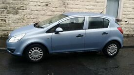 vauxhall corsa 1.3 cdti diesel 1 owner only £ 30 road tax