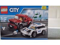 Lego City 60128 Police Persuit
