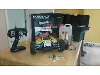 VRX-2 Nitro buggy