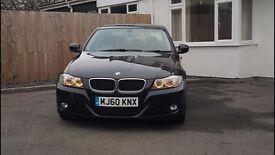 BMW 3 SERIES 2.0 320D. EFFICIENT DYNAMICS. BLACK.