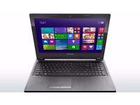 "15""6 LENOVO G50 LAPTOP 4GB RAM,WEBCAM, DVD REWRITER"