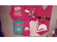 3-6 month christmas clothes