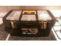 Tool Box Heavy Duty 19 inch with 13 inch included