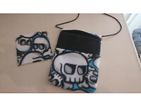 Sugar Glider Bonding Pouch Skull Design
