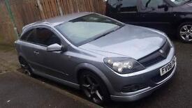 2008 Vauxhall Astra SRI diesel 1.9L