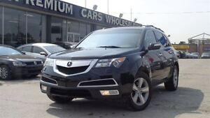 2012 Acura MDX Tech Pckg Blind Spot, Navi, DVD, Loaded...
