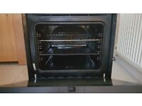 Integrated Hotpoint Luce Single Oven