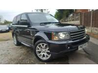 2007 range rover sport hse tdv6 1 owner from new px swap welcome